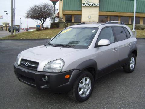Used 2005 Hyundai Tucson Lx V6 4wd For Sale Stock F1615a