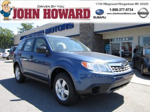 New 2011 subaru forester 2 5 x for sale stock 1766382 for Mileground motors in morgantown wv