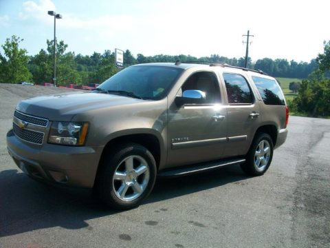 Used 2007 Chevrolet Tahoe LTZ for Sale - Stock #G0402A ...