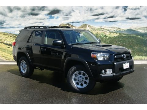 new 2011 toyota 4runner trail 4x4 for sale stock. Black Bedroom Furniture Sets. Home Design Ideas