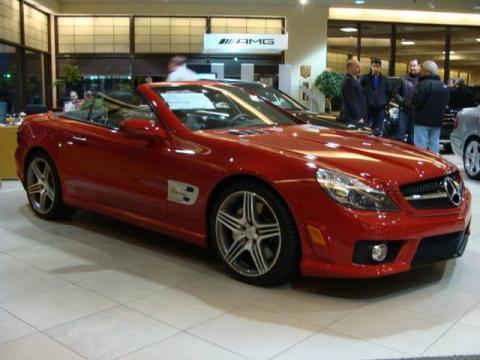 Mercedes Benz Paramus >> New 2009 Mercedes-Benz SL 63 AMG Roadster for Sale - Stock #101083 | DealerRevs.com - Dealer Car ...