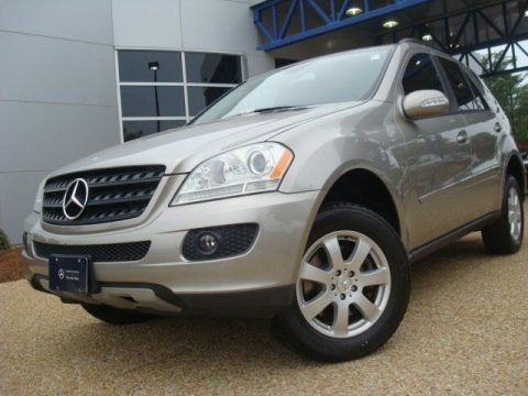 Used 2006 mercedes benz ml 350 4matic for sale stock for Tysinger motors used cars