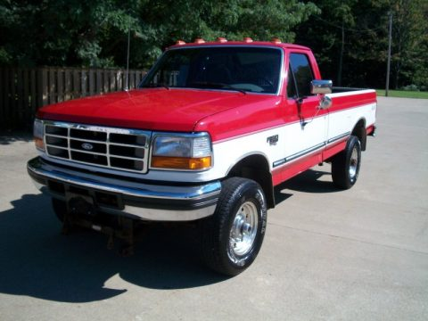 used 1997 ford f350 xlt regular cab 4x4 for sale stock j12092a1