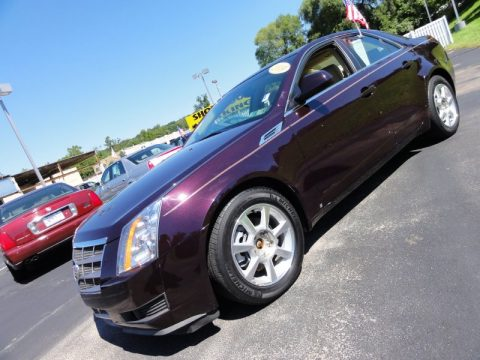 Used 2009 Cadillac Cts 4 Awd Sedan For Sale Stock 60456a