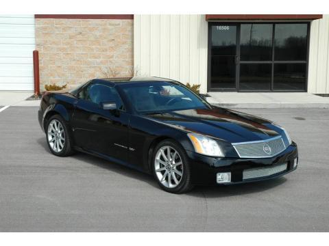 2006 Cadillac Xlrv. Raven Cadillac XLR -V