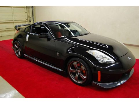 nissan 350z nismo for sale in texas. Black Bedroom Furniture Sets. Home Design Ideas