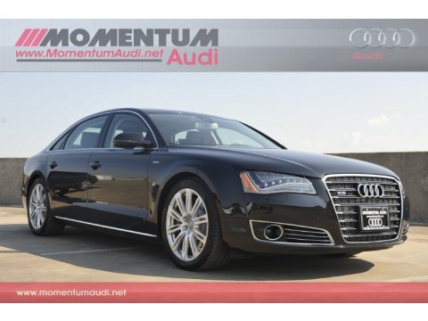 new 2012 audi a8 l w12 6 3 for sale stock cn006052 dealer car ad 53673412. Black Bedroom Furniture Sets. Home Design Ideas