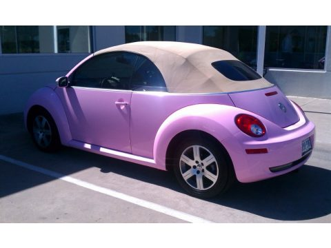 used 2006 volkswagen new beetle 2 5 convertible for sale stock at1 dealer. Black Bedroom Furniture Sets. Home Design Ideas