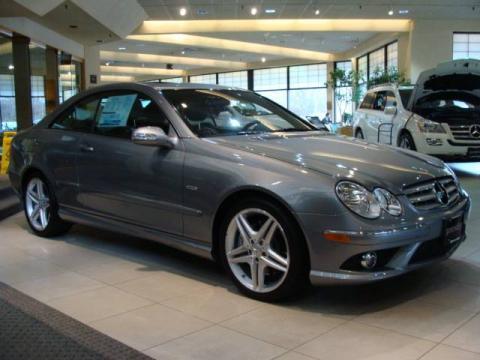 New 2009 mercedes benz clk 350 grand edition coupe for for Prestige mercedes benz paramus nj