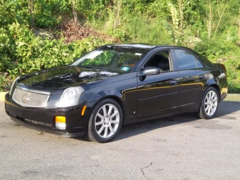 Used 2006 cadillac cts sedan for sale stock 4018 dealerrevs black raven cadillac cts sedan click to enlarge publicscrutiny Image collections