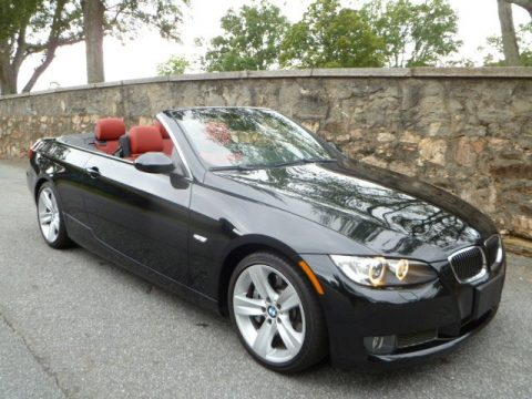 used 2009 bmw 3 series 335i convertible for sale stock 15601 dealer car ad. Black Bedroom Furniture Sets. Home Design Ideas