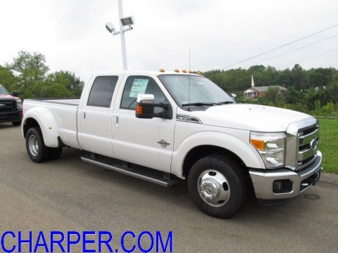 new 2011 ford f350 super duty lariat crew cab dually for sale stock ft46587. Black Bedroom Furniture Sets. Home Design Ideas