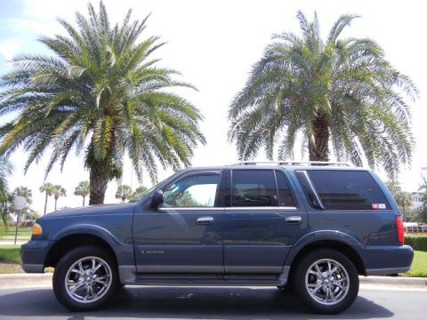 Used 2001 Lincoln Navigator 4x4 For Sale Stock 1lj33260 Dealer Car Ad