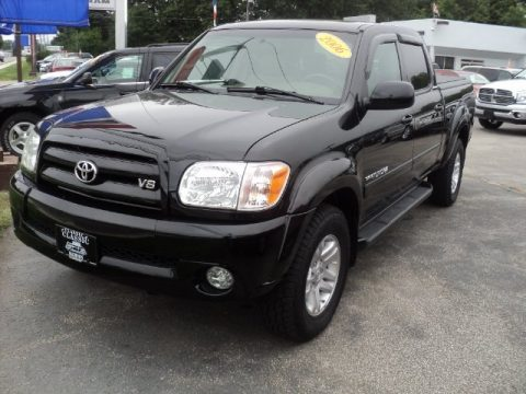 used 2006 toyota tundra limited double cab 4x4 for sale stock e11390a. Black Bedroom Furniture Sets. Home Design Ideas