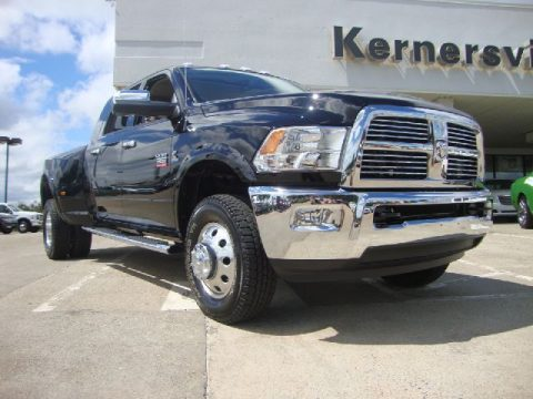 New 2012 Dodge Ram 3500 HD Laramie Mega Cab 4x4 Dually for Sale