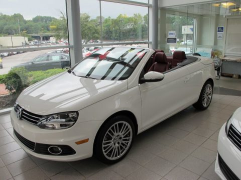 new 2012 volkswagen eos lux for sale stock wm114. Black Bedroom Furniture Sets. Home Design Ideas