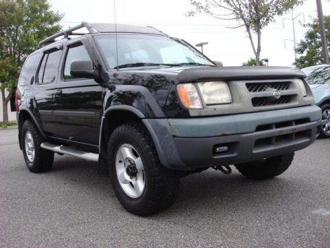used 2001 nissan xterra se v6 4x4 for sale stock 574468 dealer car ad. Black Bedroom Furniture Sets. Home Design Ideas