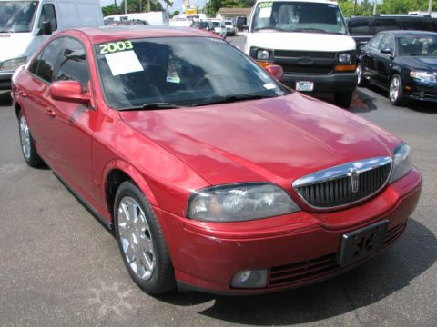 2003 Lincoln LS V8 Supercharger http://dealerrevs.com/car/54419325