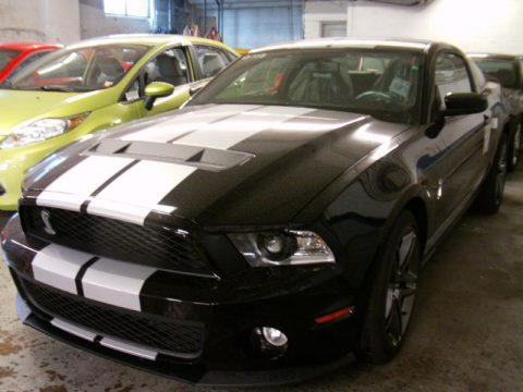 new 2012 ford mustang shelby gt500 coupe for sale stock 12105 dealer car. Black Bedroom Furniture Sets. Home Design Ideas