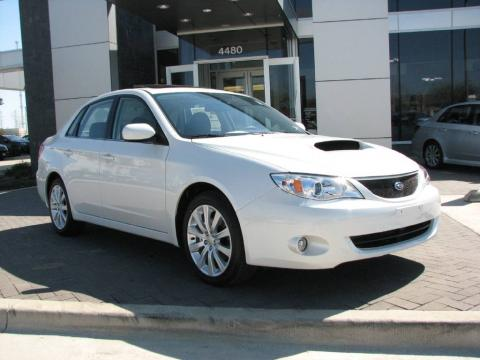 new 2009 subaru impreza 2 5 gt sedan for sale stock. Black Bedroom Furniture Sets. Home Design Ideas