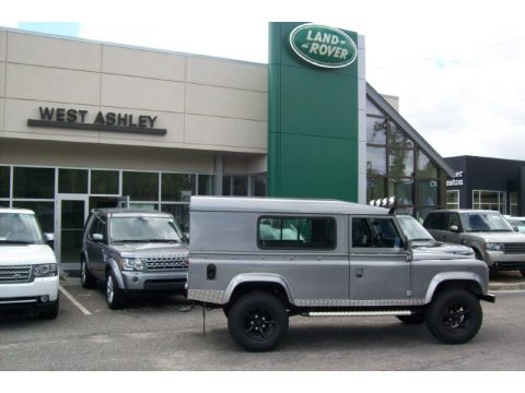 Used 1985 land rover defender 110 hardtop right hand drive for Baker motor company land rover