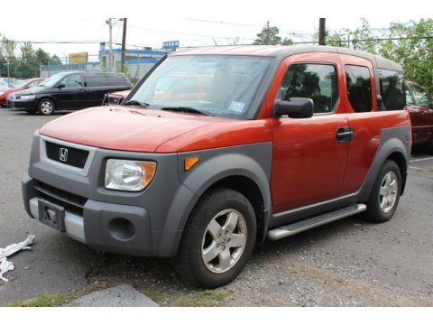 used 2003 honda element ex awd for sale stock 302376a dealer car ad 54539019. Black Bedroom Furniture Sets. Home Design Ideas