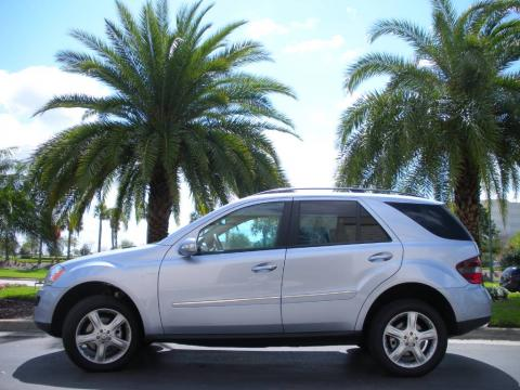 New 2008 mercedes benz ml 350 4matic for sale stock for Mercedes benz dealer in orlando florida