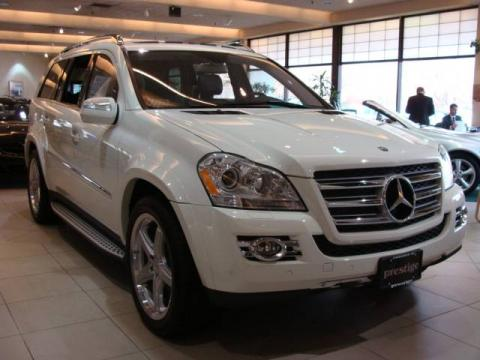 New 2009 mercedes benz gl 550 4matic for sale stock for Mercedes benz prestige paramus nj