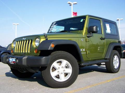 Tom Ahl Lima >> Used 2007 Jeep Wrangler X 4x4 for Sale - Stock #C28643A ...