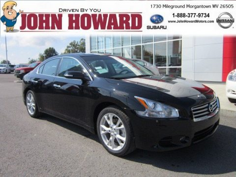 New 2012 Nissan Maxima 3 5 Sv Sport For Sale Stock