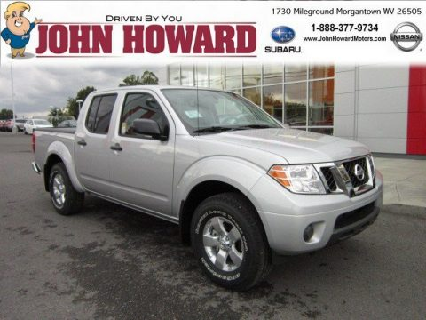 New 2012 Nissan Frontier Sv Crew Cab 4x4 For Sale Stock 6402869 Dealer Car