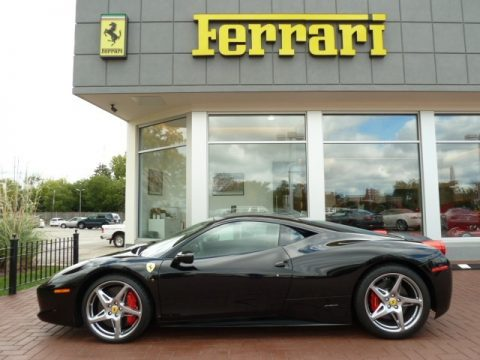 Used 2010 Ferrari 458 Italia For Sale Stock 86601 Dealerrevs