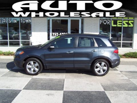 Acura Dealership on Used 2007 Acura Rdx Technology For Sale   Stock  Wl9797a   Dealerrevs