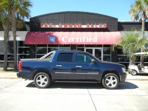Used 2009 Chevrolet Avalanche Ltz For Sale Stock 11b426a Dealer Car Ad
