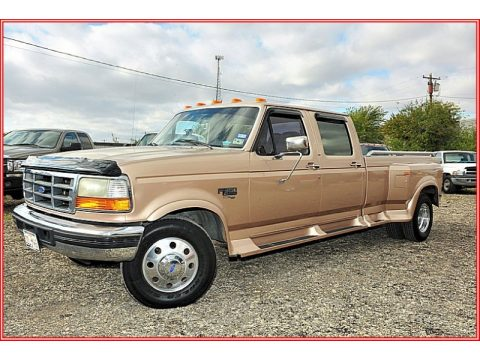 used 1996 ford f350 xlt crew cab dually for sale stock b53920 dealer car. Black Bedroom Furniture Sets. Home Design Ideas
