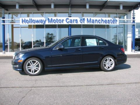 New 2012 Mercedes Benz C 300 Sport 4matic For Sale Stock
