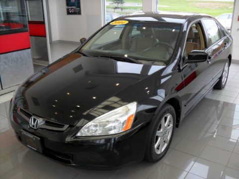 used 2004 honda accord ex v6 sedan for sale stock. Black Bedroom Furniture Sets. Home Design Ideas
