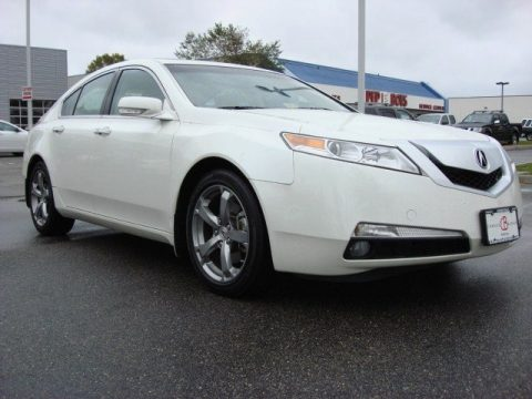 Acura Dealership on Used 2010 Acura Tl 3 5 Technology For Sale   Stock  511546a