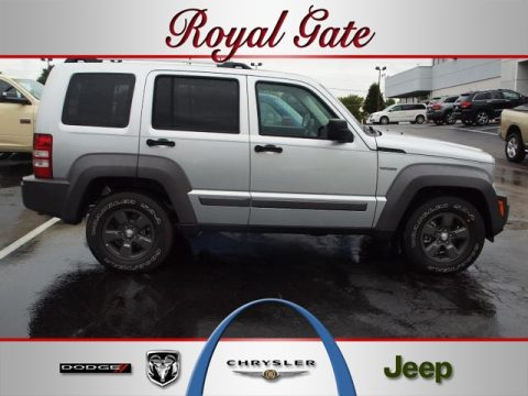 Used 2010 Jeep Liberty Renegade 4x4 For Sale Stock
