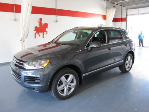 New 2012 Volkswagen Touareg Tdi Lux 4xmotion For Sale