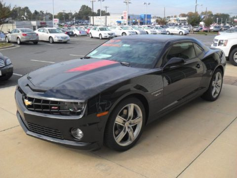 New 2012 Chevrolet Camaro Ss 45th Anniversary Edition Coupe For Sale