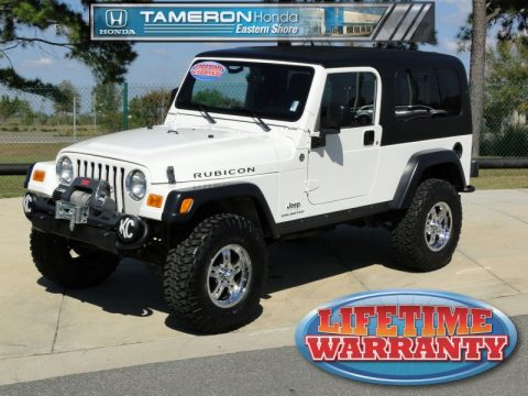 Used 2006 Jeep Wrangler Unlimited Rubicon 4x4 For Sale