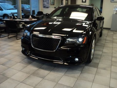 new 2012 chrysler 300 srt8 for sale stock e11888. Black Bedroom Furniture Sets. Home Design Ideas
