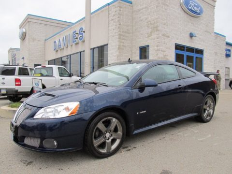 used 2008 pontiac g6 gxp coupe for sale stock c1138a1 dealer car ad 55779403. Black Bedroom Furniture Sets. Home Design Ideas