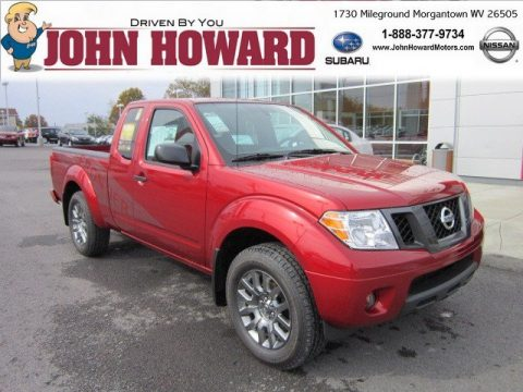 New 2012 Nissan Frontier Sv V6 King Cab 4x4 For Sale