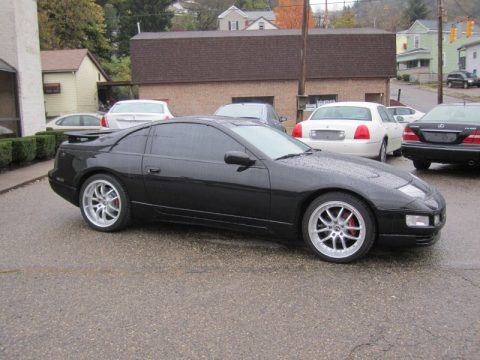 used 1996 nissan 300zx turbo coupe for sale stock 580101 dealer car ad. Black Bedroom Furniture Sets. Home Design Ideas