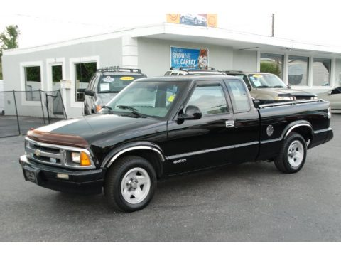 used 1995 chevrolet s10 ls extended cab for sale stock. Black Bedroom Furniture Sets. Home Design Ideas