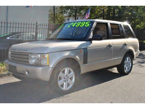 Used 2004 Land Rover Range Rover HSE for Sale - Stock #145367 ...