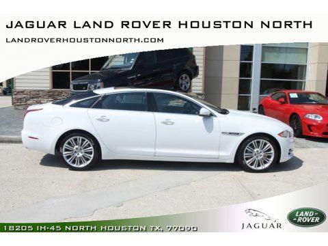 new 2012 jaguar xj xjl supercharged for sale stock cmv24133 dealer car ad. Black Bedroom Furniture Sets. Home Design Ideas