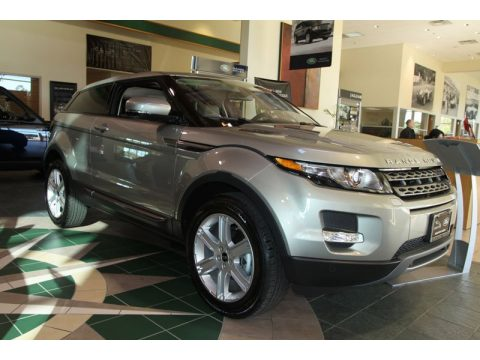 New 2012 Land Rover Range Rover Evoque Coupe Pure For Sale